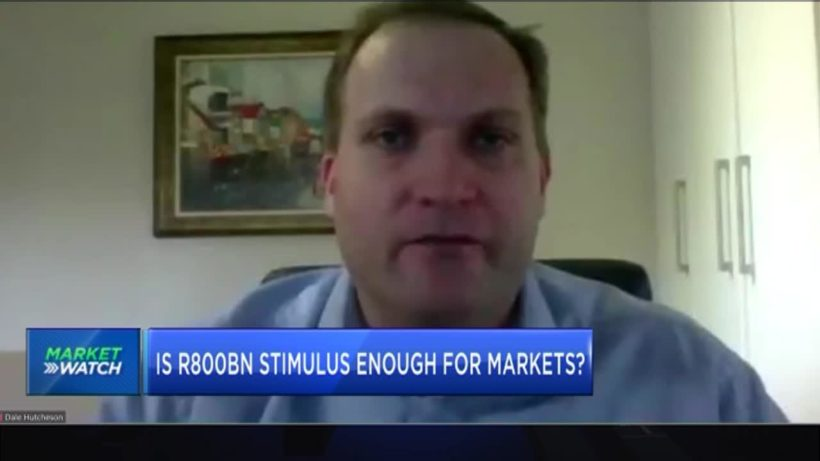 Is R800bn stimulus enough for markets?