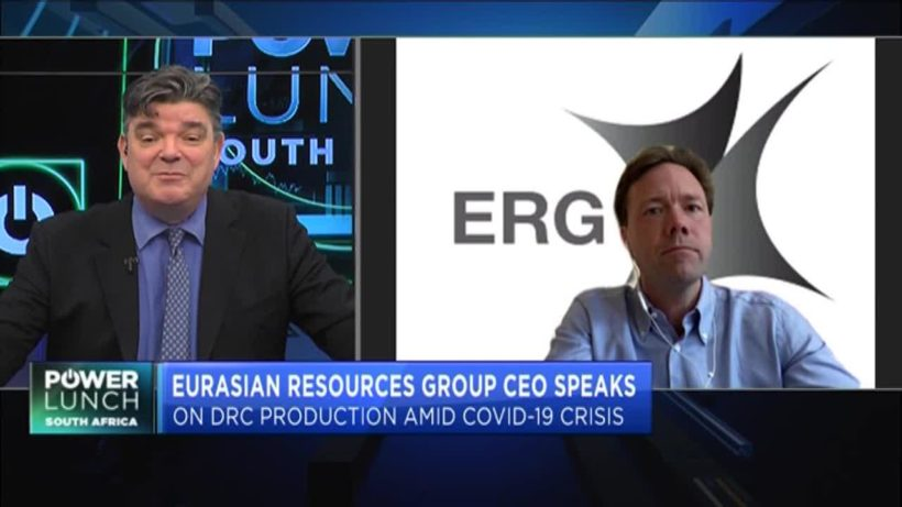 Eurasian Resources CEO speaks on COVID-19 impact on business & demand for battery metals amid global lock-downs