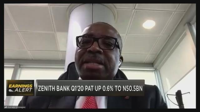 Zenith Bank CEO on Q1 earnings & COVID-19 impact on business