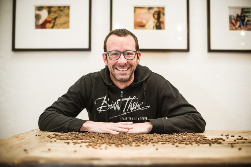 The harsh realities of being an entrepreneur. He first had to deal with the dot-com crash, now his coffee business is being hit by the COVID-19 tsunami
