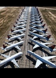 Top U.S. airlines starting 32,000 furloughs as bailout hopes fade