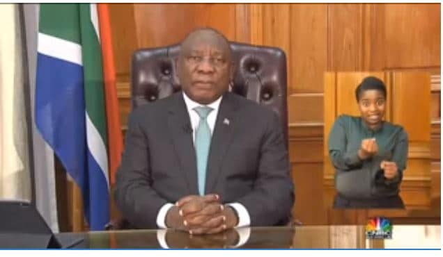 COVID-19: SA announces R500bn stimulus package; about 10% of GDP