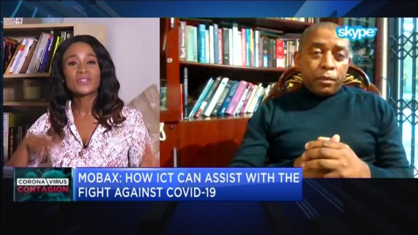 Vuyani Jarana on how ICT can assist with the fight against COVID-19