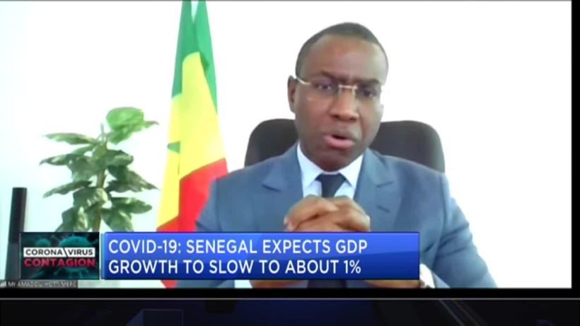 Amadou Hott on how Senegal is responding to the COVID-19 shock