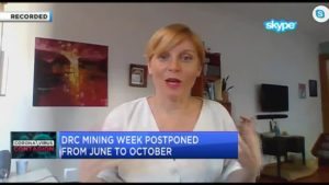 Covid-19 takes a dig at DRC mining plans