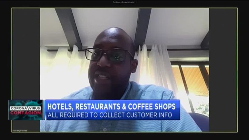 COVID-19: Rwanda issues directive for restaurants to register customers for service