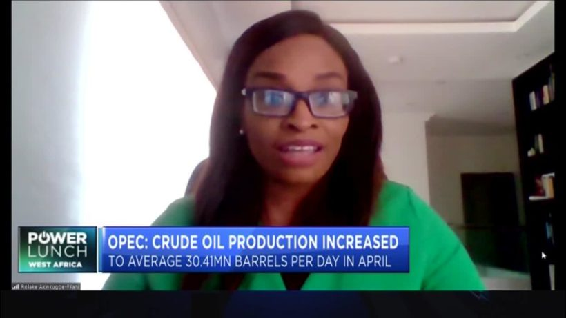 Oil prices rise as COVID-19 lock-downs start to ease