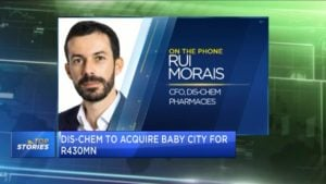 DisChem Pharmacies CFO on the acquisition of Baby City