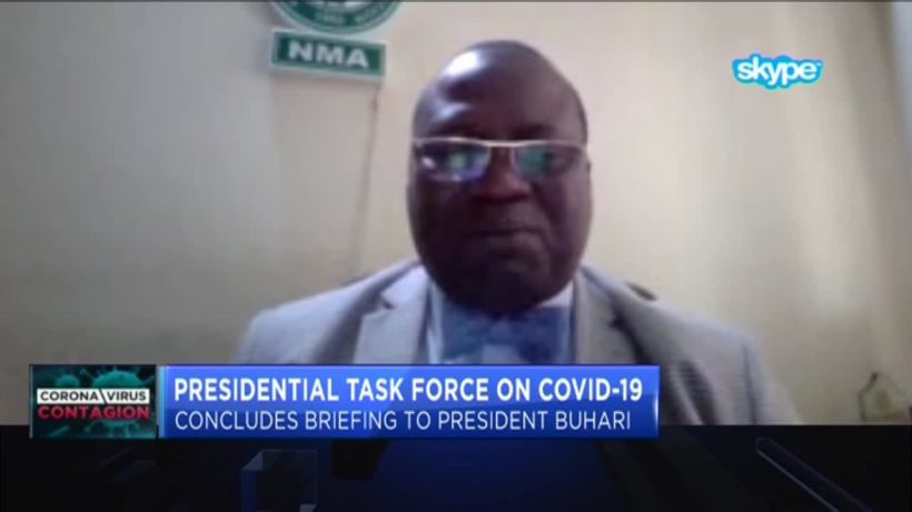 Nigeria Medical Association on tackling the COVID-19 pandemic