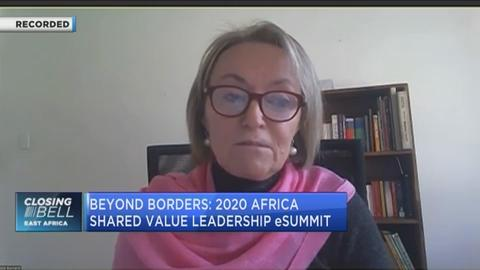 Tiekie Barnard on COVID-19 impact & what to expect from the Africa Shared Value Leadership e-Summit