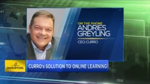 Curro opens its online doors to educate learners during COVID-19