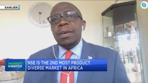 Geoffrey Odundo on how the NSE is responding to COVID-19 crisis