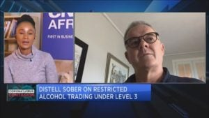 Distell CEO: What the sale of alcohol under level 3 means for the industry