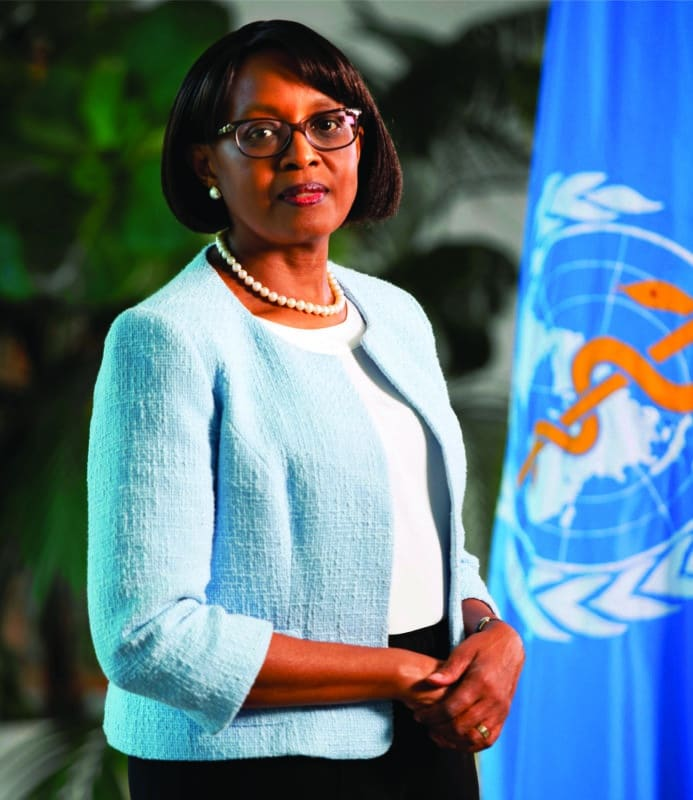 COVID-19: WHO Africa head Moeti stands firm over Madagascar medicine.