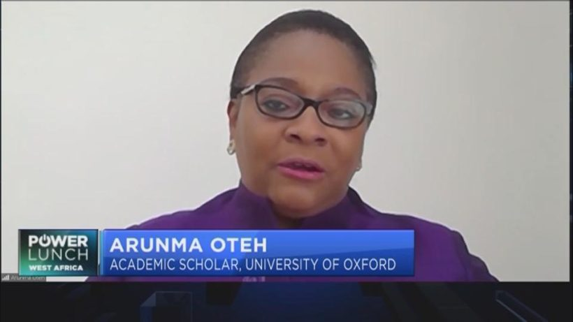 Arunma Oteh on Adesina's probe & why COVID-19 represents an opportunity for Africa