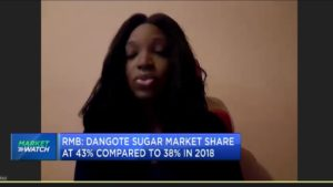 RMB's outlook for Nigeria's sugar industry