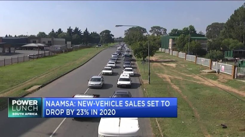 COVID-19: NAAMSA CEO on SA's vehicle sector outlook for 2020