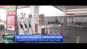 Nelisiwe Magubane appointed new chairperson of Strategic Fuel Fund