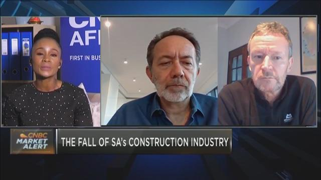 Rebuilding South Africa's construction sector