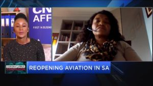 COVID-19: Reopening aviation in South Africa