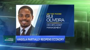 COVID-19: Angola begins partial reopening of economy