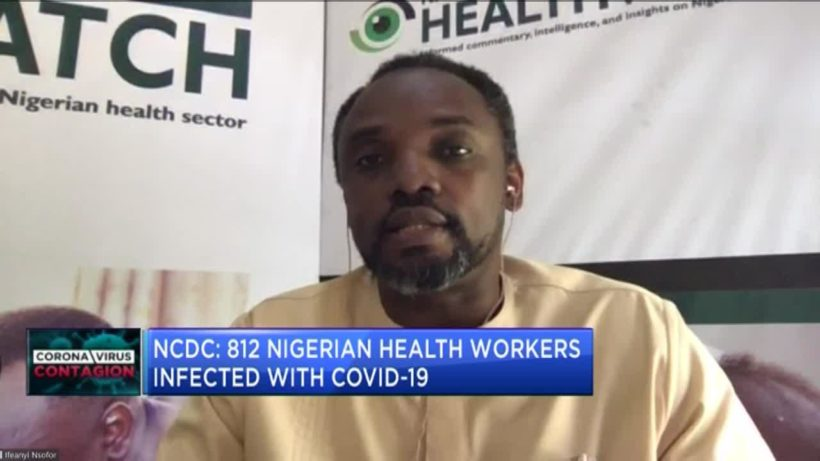 COVID-19: Nigerian doctors threaten to down tools on June 15th