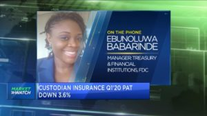 Financial Derivatives on the outlook for Nigerian insurers