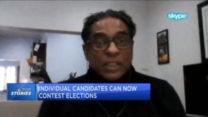 Independent candidates can now contest elections