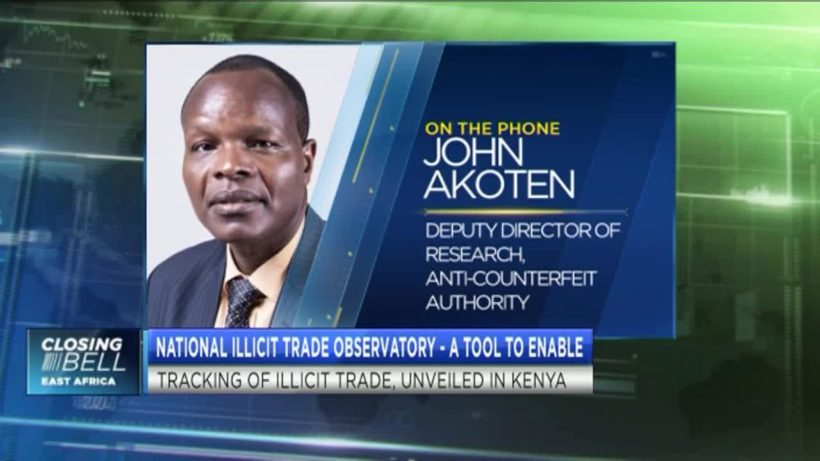 The cost of illicit trade on Kenya's economy