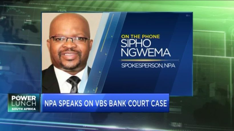NPA confident in its case against VBS eight