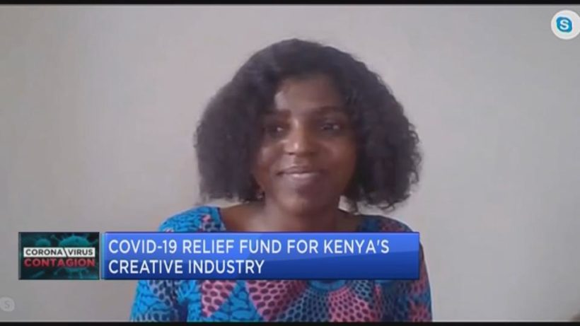 This fund seeks to cushion Kenya's creative industry from COVID-19 shocks