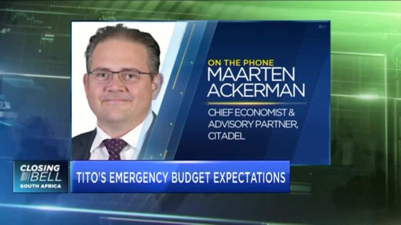 COVID-19: What to expect from finmin Mboweni's emergency budget
