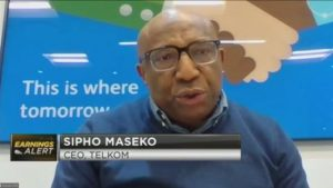 Telkom CEO on the decision to suspend dividend policy for 3 years