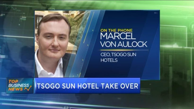 Tsogo Sun CEO on the takeover of Marriott hotels