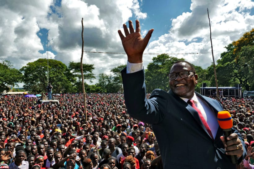 Does a man of God have a prayer when to comes to saving Malawi?