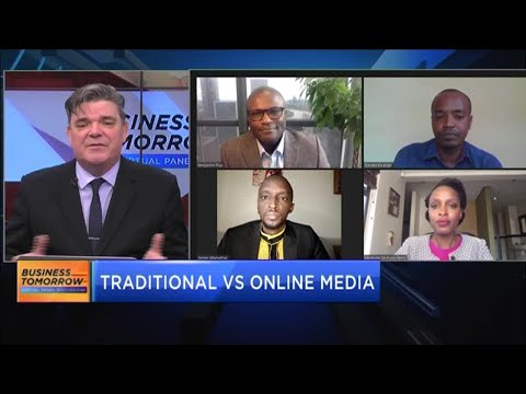 #BusinessTomorrow: What is the future of online and social media in Africa?