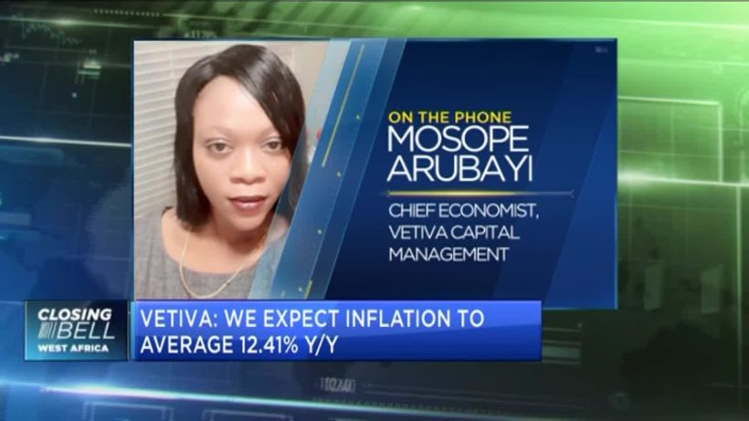 COVID-19: Vetiva Capital's fiscal outlook for Nigeria
