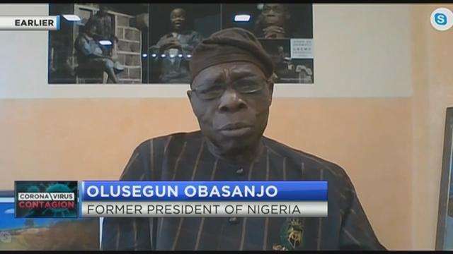 Olusegun Obasanjo on COVID-19 lessons for African economies & the AfCFTA