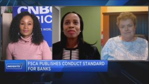 FSCA publishes conduct standards for banks