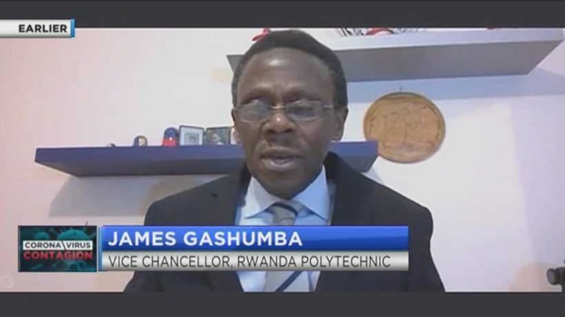 James Gashumba on why Rwanda should up-skill its youth for post COVID-19 resilience