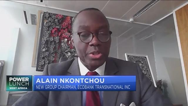 Ecobank's new group chair talks vision & Africa's strategy