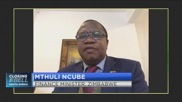Finmin Ncube on who will fund Zim's $3.5bn compensation to white farmers