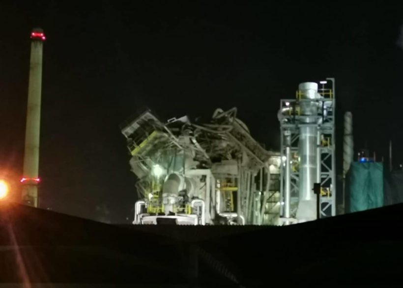BREAKING NEWS: Explosion at Astron Energy's South African refinery kills at least two: source