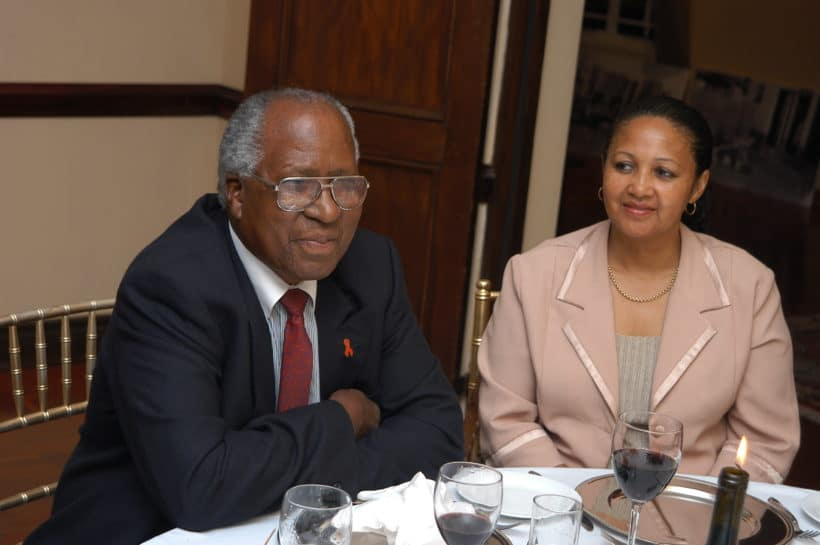 Andrew Mlangeni, a working class young lion of Africa