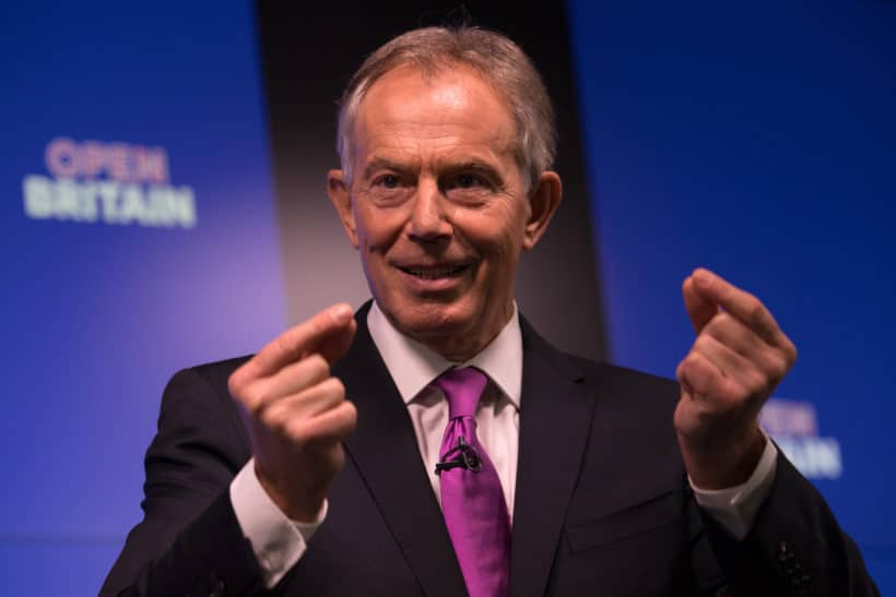 Tony Blair: How the misery of COVID-19 could mean more investment into Africa.