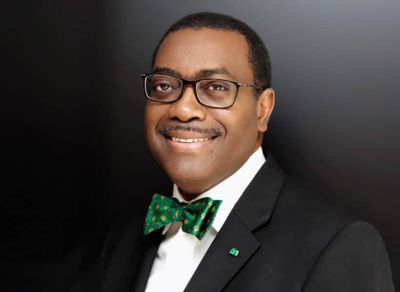 Adesina cleared to stand for a second term at the AfDB as probe  exonerates him