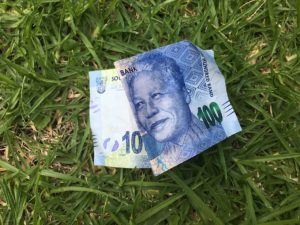 South African rand on backfoot as U.S.-China tensions prompt caution