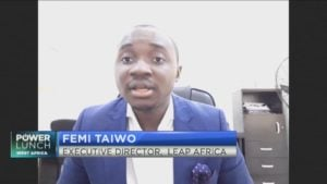 Leap Africa on how to drive youth engagement for global action