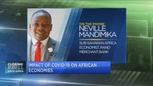 COVID-19 response in Africa: RMB's fiscal outlook for African economies beyond the pandemic