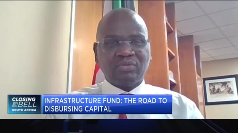 DBSA's Patrick Dlamini on what the R100bn Infrastructure Fund means for SA